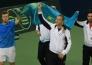 Сборная Казахстана не изменила положения в рейтинге Кубка Дэвиса