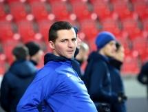 Фоторепортаж с тренировки «Астаны» перед матчем со «Славией»