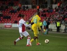 «Славия» — «Астана» 0:1. Невозможное возможно