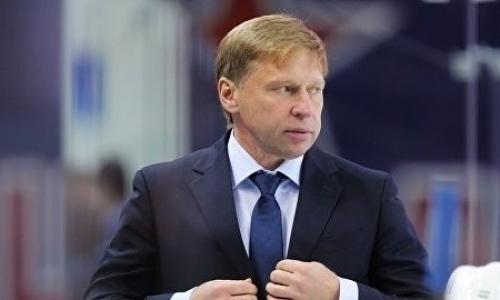 Корешков рассказал, когда «Барыс» начнет побеждать