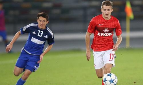 Уроженец Костаная занял пятое место в номинации «Лучший молодой игрок РФПЛ»