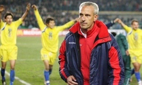 Клуб бывшего главного тренера сборной Казахстана стал чемпионом Эстонии
