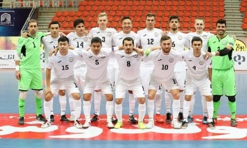 Сборная РФ помини-футболу стала 2-ой наТурнире четырёх наций