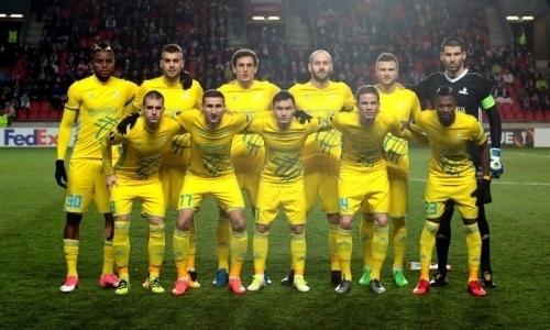 """«""""Астана"""" оставила Данни без плей-офф». Российские СМИ выделяют «прорыв» столичной команды в Лиге Европы"""