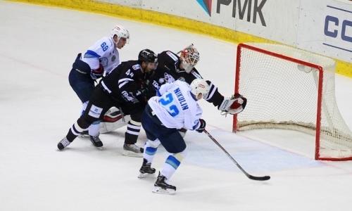 ЦСКА разгромил насвоем льду «Барыс»