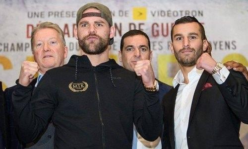 Джукембаев одержал победу 11-й бой напрофи-ринге ввечере бокса Сондерс— Лемье