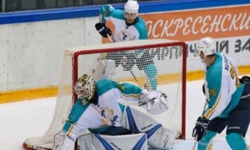 «Торпедо» упустило победу над «Бураном» в матче ВХЛ