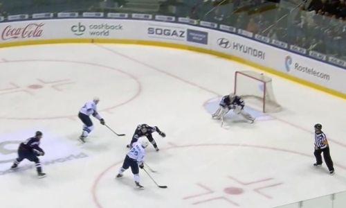 Видеообзор матча КХЛ «Слован» — «Барыс» 0:2