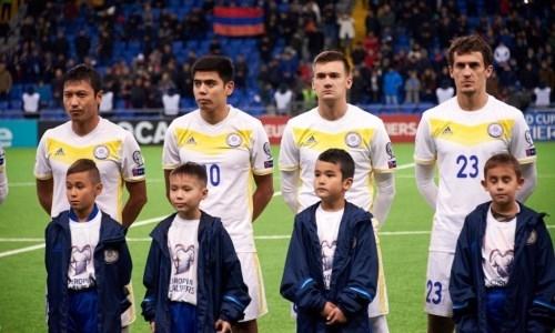 Сборная РФ пофутболу поднялась наодну позицию врейтинге FIFA