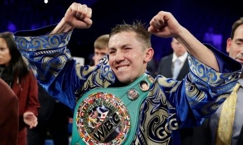 Boxingnews24.com признал Головкина лучшим боксером 2017 года