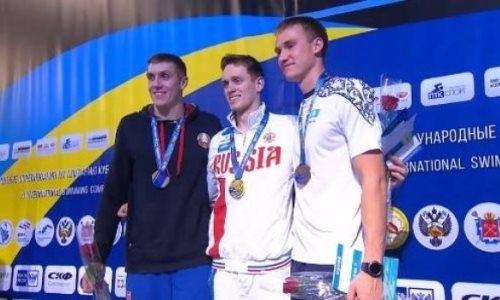 Нижегородский пловец Олег Костин одержал победу «Кубок Сальникова»