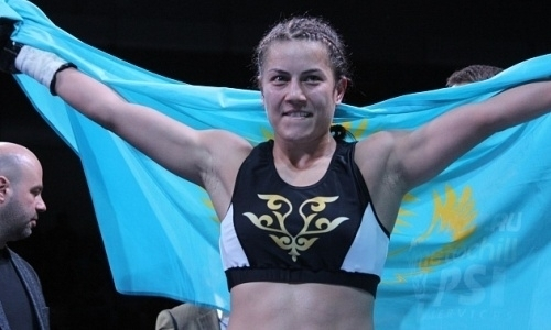 Шарипова победила Гонтарюк и завоевала титулы IBO и WBC Silver