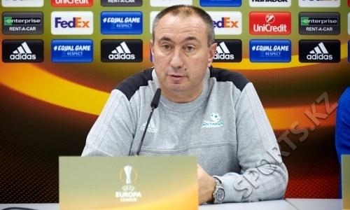 Станимир Стоилов: «Если выиграем — это будет большой сенсацией»