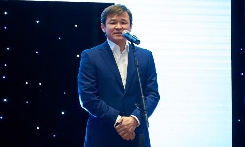 Саян Хамитжанов: «Сегодняшний день будет золотыми буквами вписан в историю казахстанского футбола!»