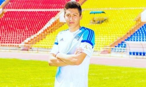 Темирлан Ерланов: «Когда мальчишками играли в футбол, всегда говорил, что я — Самат Смаков»