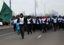 Президентскую милю пробежали полицейские Астаны