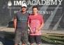Казахстанец стал финалистом престижного юношеского турнира ITF в США