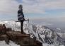 Акмолинские ученики покорили вершину Тянь-Шань