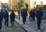 Игроки «Астаны» прогулялись по Праге