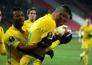 Как аким Астаны радовался победе столичной команды над «Славией»
