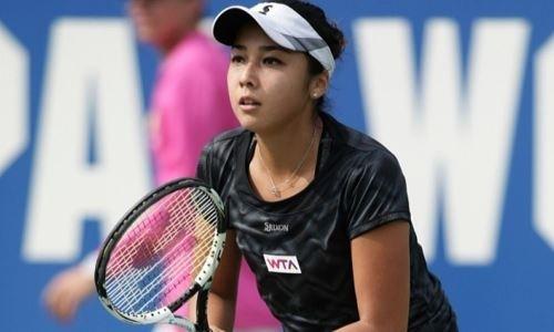 Дияс уступила Шараповой путевку в полуфинал Shenzhen Open