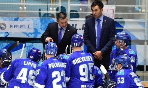 Генеральный менеджер «Барыса» — о изменениях в тренерском штабе и составе команды
