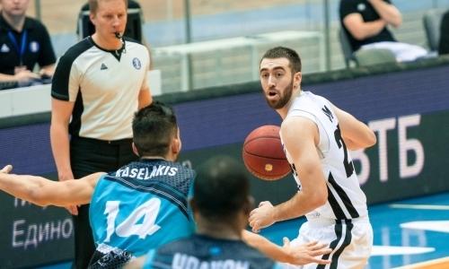 БК «Нижний Новгород» обыграл «Астану» всвоем первом матче 2018 года
