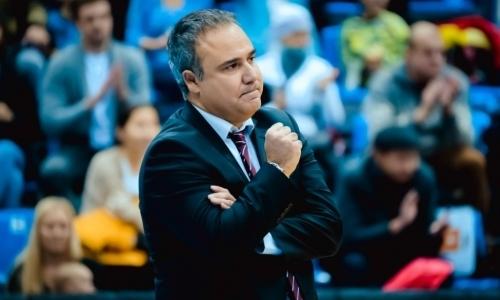 «Астана» расторгла контракт с главным тренером