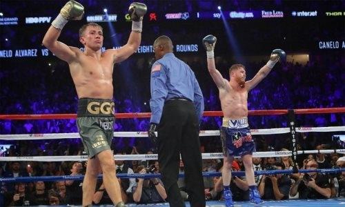 WBC назвал Головкина «боксером года»