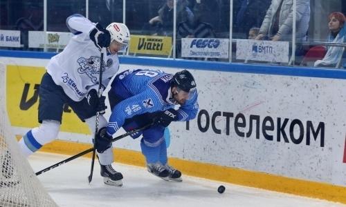 «Барыс» потерпел восьмое поражение подряд вКХЛ, уступив «Адмиралу»