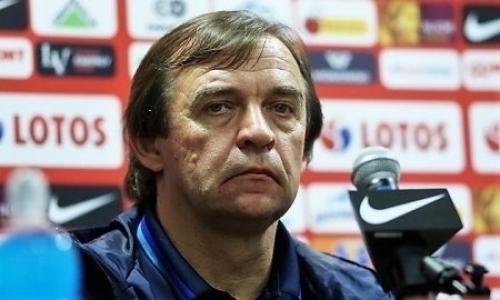 Александр Бородюк наконец-то официально покинул сборную Казахстана