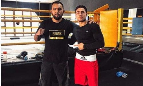 Садриддин Ахмедов: «Назад дороги уже нет. Я сделаю все, чтобы реализовать себя на профи ринге»