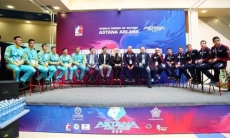 Трансляция матча WSB «Astana Arlans» — «Patriot Boxing Team»