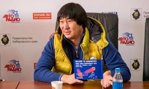 Ильяс Хандаев: «Меня всегда учили: есть только первое место»