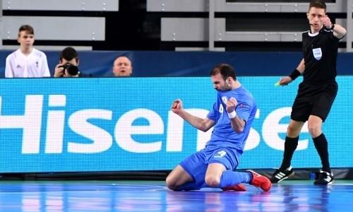 Сербия — Казахстан 1:3. Можно задуматься о медалях