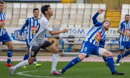 «Казахский Месси» Сейдахмет появился в FIFA 18