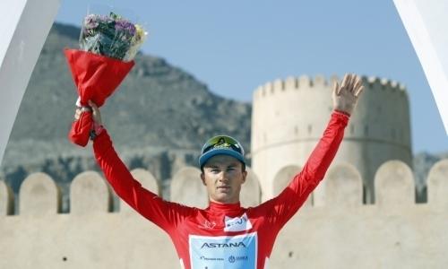 Луценко — победитель «Тура Омана»
