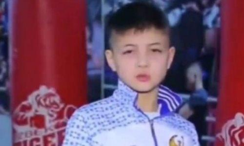 Узбекский мальчик бросил вызов казахстанцу, вызвавшему на бой детей Кадырова