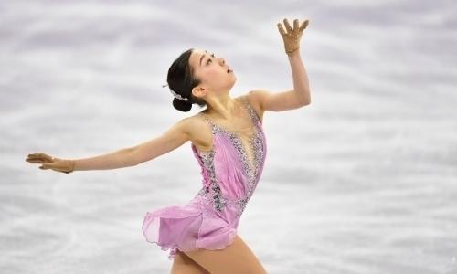 Фигуристка Турсынбаева стала 12-й в одиночном катании на Олимпиаде-2018 в Пхёнчхане