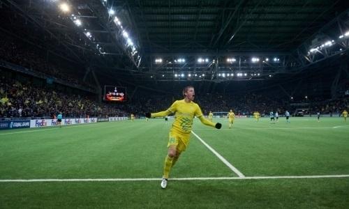 «Астана» вырвала невероятную ничью вматче Лиги Европы— Это история