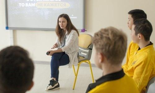 В Академии «Кайрата» проходит программа обучения под руководством специалистов из России
