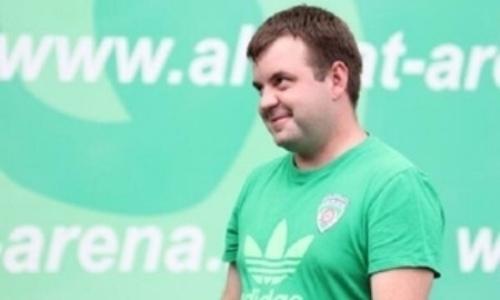 Тренер сборной Казахстана будет помогать Красножану