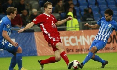 Дудченко подписал контракт с новым клубом