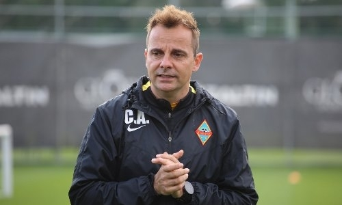 Иван Маевский помог «Астане» в 3-й раз завоевать Суперкубок Казахстана