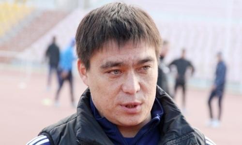 Куаныш Каракулов: «Стараемся делать акцент на местных ребят»