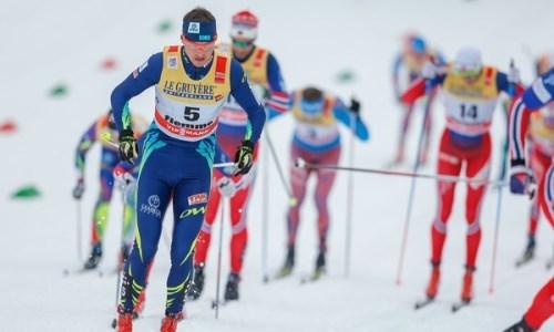 Лыжник Полторанин пробился в четвертьфинал спринта Олимпиады-2018 в Пхёнчхане