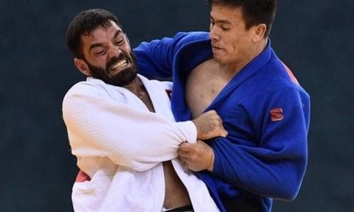 Казахстанский дзюдоист стал призером этапа Гран-при вМарокко