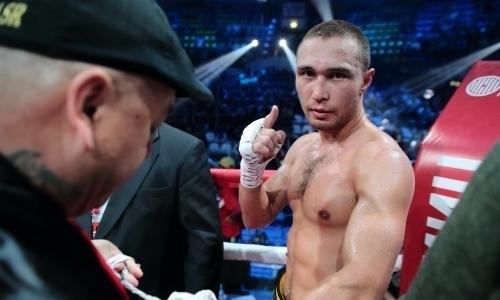 Уроженец Казахстана Липинец получил рекордный для себя гонорар за проигранный титульный бой
