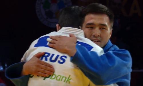 Дзюдоист Сметов выиграл турнир «Grand Slam» в Екатеринбурге