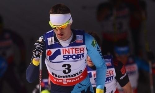 Российский лыжник одержал победу гонку наКубке мира